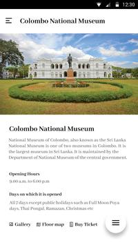 Sri Lanka Museums Screenshot 1