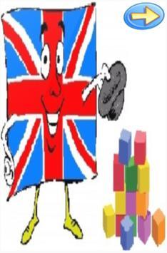 Teach the English. Color. screenshot 3