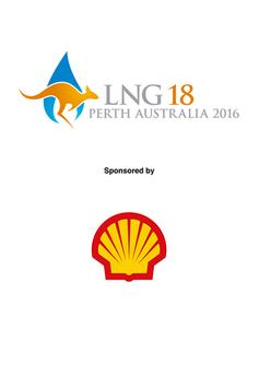 LNG 18 poster