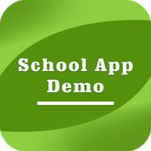 Demo School App icon