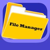مدیریت فایل icon