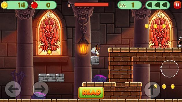 Mysterious Castle: Aladin Adventure screenshot 1