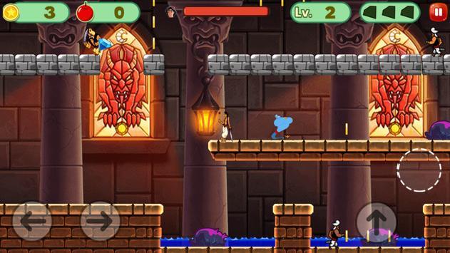 Mysterious Castle: Aladin Adventure screenshot 2