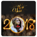 2018 New Year Photo Frames Greetings Wishes APK