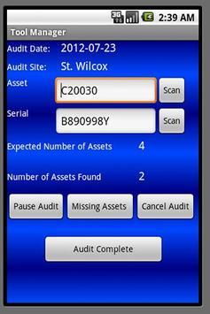 Tool Manager - Inventory apk screenshot