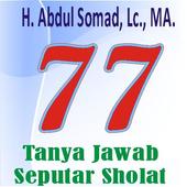 77 Tanya Jawab Sholat icon