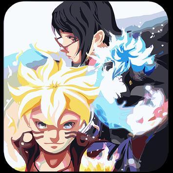 Ninja Boruto's Adventure apk screenshot
