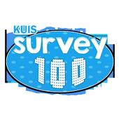 Kuis Survey 100 icon