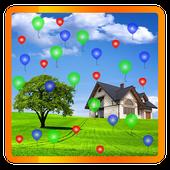 HD Balloons Live Wallpaper icon