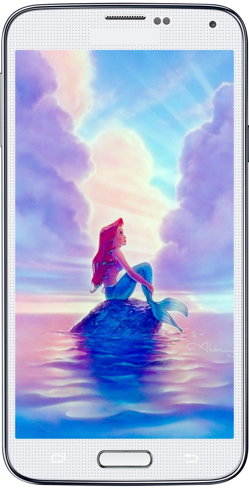 Hd Ariel Little Mermaid Wallpapers For Android Apk Download