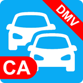 California DMV Practice Test 2018 icon
