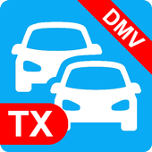Texas DMV Practice Test 2018 icon