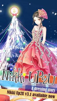 Nikki UP2U: A dressing story poster