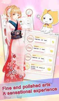 Nikki UP2U: A dressing story apk screenshot