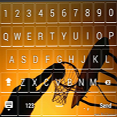 Keyboard Basketball icon