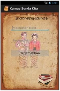 Kamus Sunda Kita apk screenshot