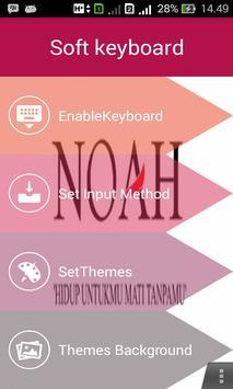 Noah Band Keyboard screenshot 3