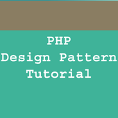 PHP Design Pattern Tutorial icon