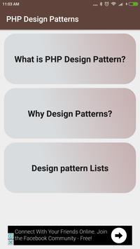 PHP Design Pattern Tutorial poster