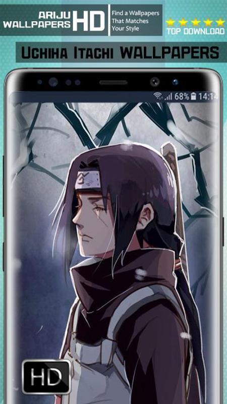 Fanart Uchiha Itachi Wallpaper Hd 4k Pour Android Telechargez L Apk