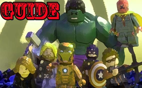Tips LEGO Marvel Super Hero screenshot 2