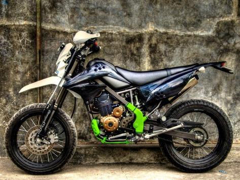 350 Modifikasi Motor Trail screenshot 1