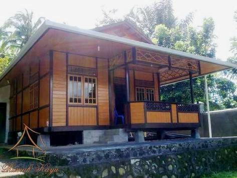 400+ Minimallis Rumah Kayu screenshot 6