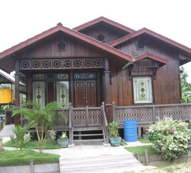 400+ Minimallis Rumah Kayu screenshot 1