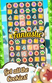 Candy Christmas - The Cookie Clicker Game screenshot 1