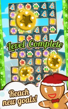 Candy Christmas - The Cookie Clicker Game screenshot 2