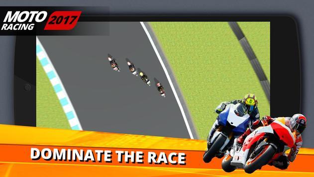 Moto Racing 2017 apk screenshot
