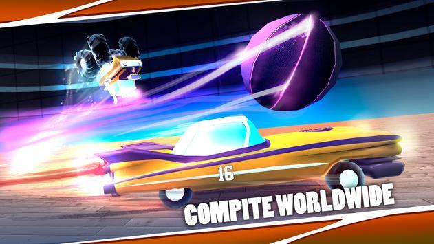 Turbo Rocket Basketball screenshot 7