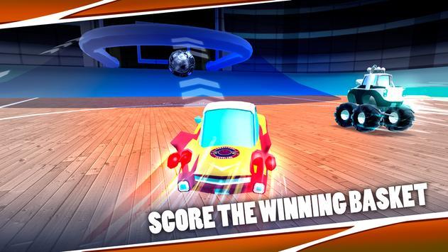 Turbo Rocket Basketball screenshot 13