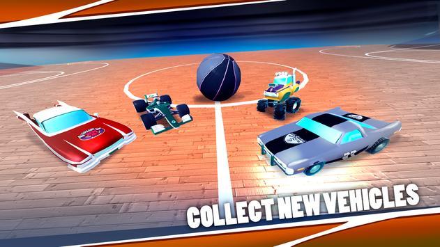 Turbo Rocket Basketball screenshot 11