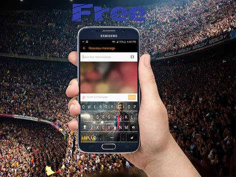 Mussi Fç Barçelona Keyboard apk screenshot