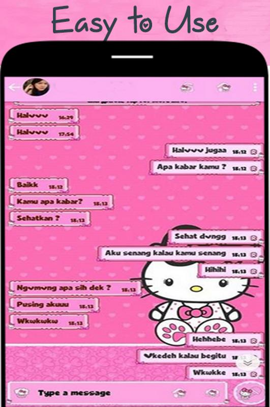Wa Hello Kitty Mod For Android Apk Download