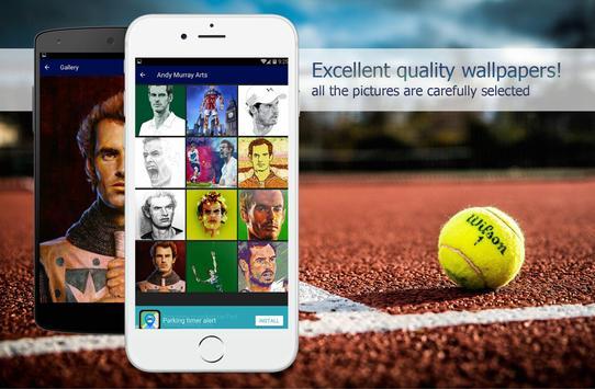Andy Muray Wallpaper HD 4K screenshot 2