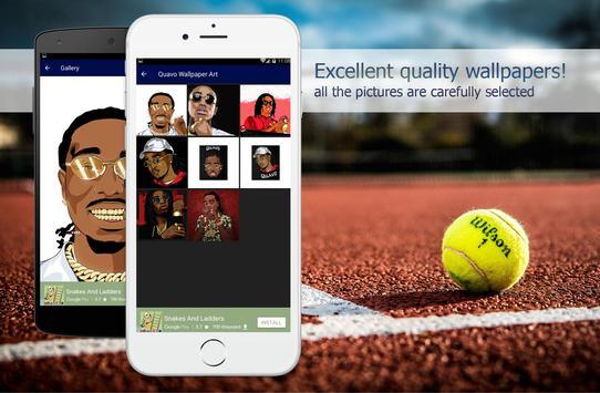 Quavo Wallpaper HD screenshot 1