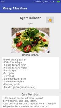 Yuk Masak (Kumpulan Resep Masakan) screenshot 2