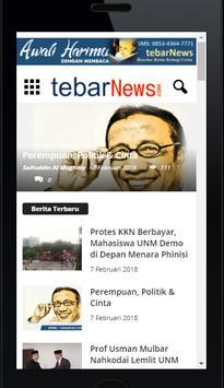 Tebar News - Portal Berita poster