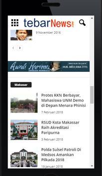 Tebar News - Portal Berita screenshot 14