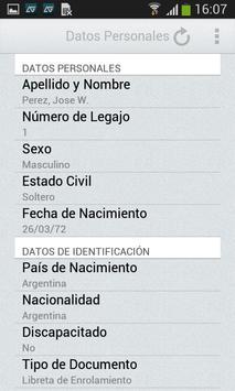 Autogestión screenshot 5