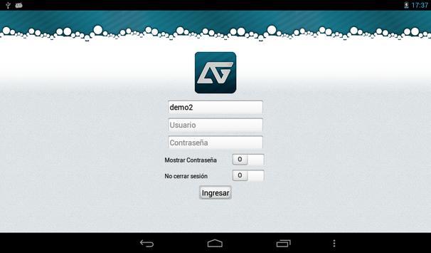 Autogestión screenshot 9