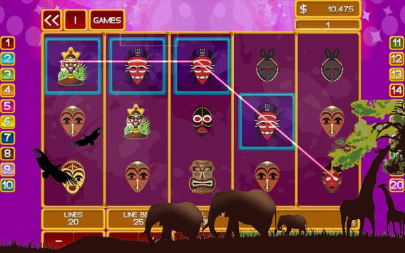 Africa Party Mini Games Planet apk screenshot