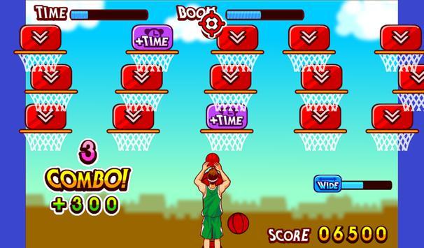 HOT Basketball apk screenshot
