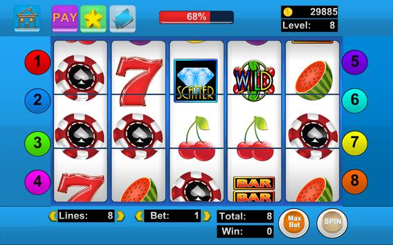 Mania Slots Machine Saga apk screenshot
