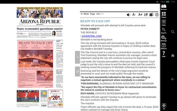 The Arizona Republic screenshot 4