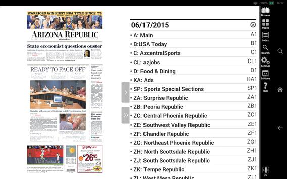 The Arizona Republic screenshot 7