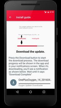 Oxygen Updater screenshot 3