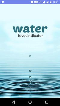 Water Level Indicator poster